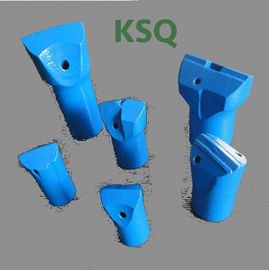 Horseshoe Chisel Drill Bit For Granite And Marble Quarry Blue Color