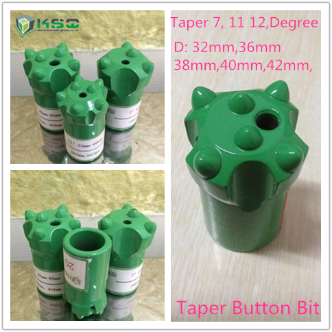 Taper 11 Degree  Rock Drilling Tools
