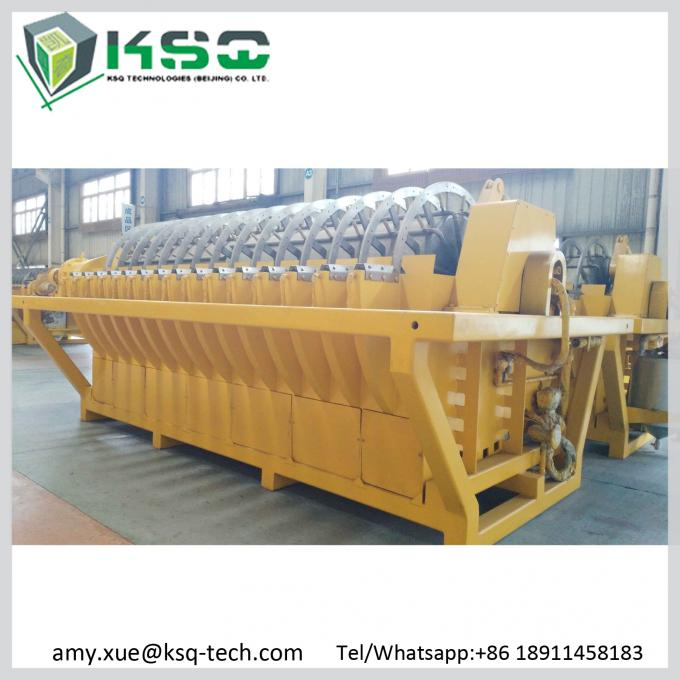 Drying Copper Ore Concentrate Ceramic Filter Disc Type Durable