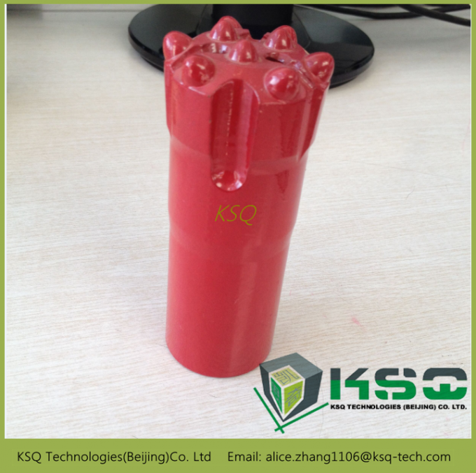 Taper 7 Degree Button Bit Heavy Duty Button Drill Bit Rock Drill Parts Used In Marble Quarry