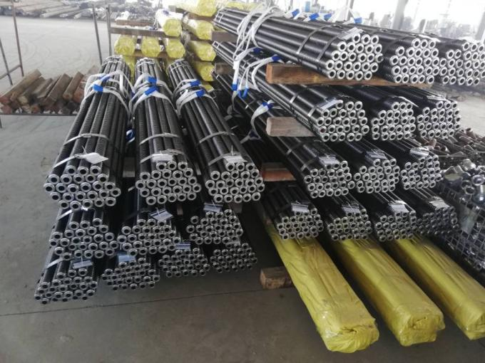 High Strength Self Drilling Bolts Rod Steel Anchor Bolts Easy Installation
