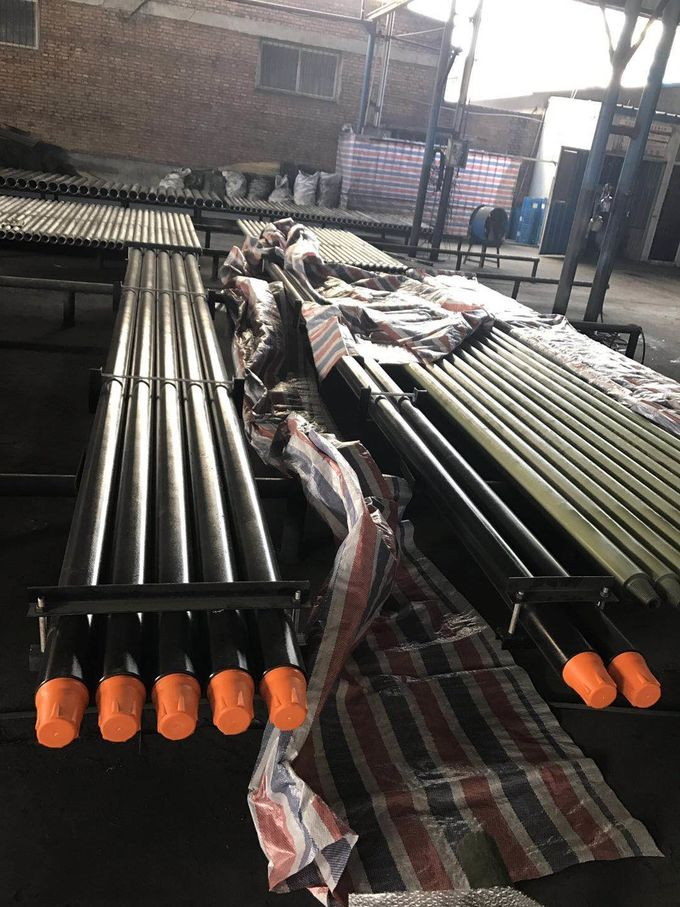 "2 3/8""API REG Heavy Weight Drill Pipe 76mm DTH Drill tube For water well drill rig"
