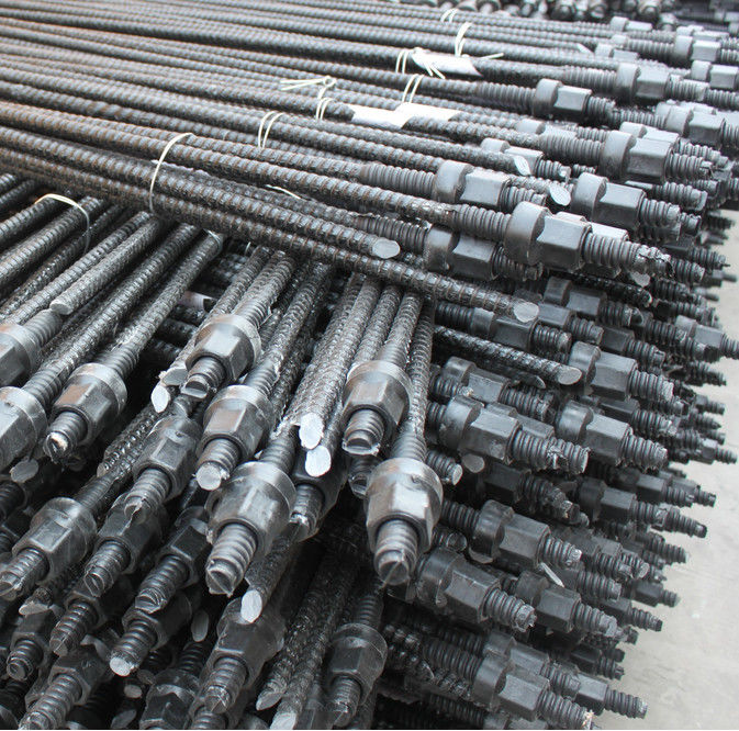 51mm R51L Self Drilling Anchor Bolt High Tensile Steel with Alloy Structure Steel
